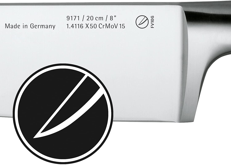 professioneel WMF 18cm lemmet Santokumes